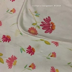 Gymboree Bedding - Vintage Watercolors Gymboree Blanket